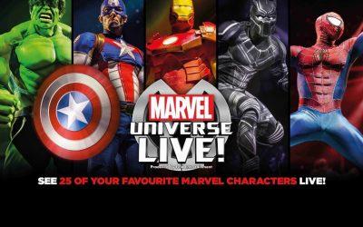 Marvel fans assemble!